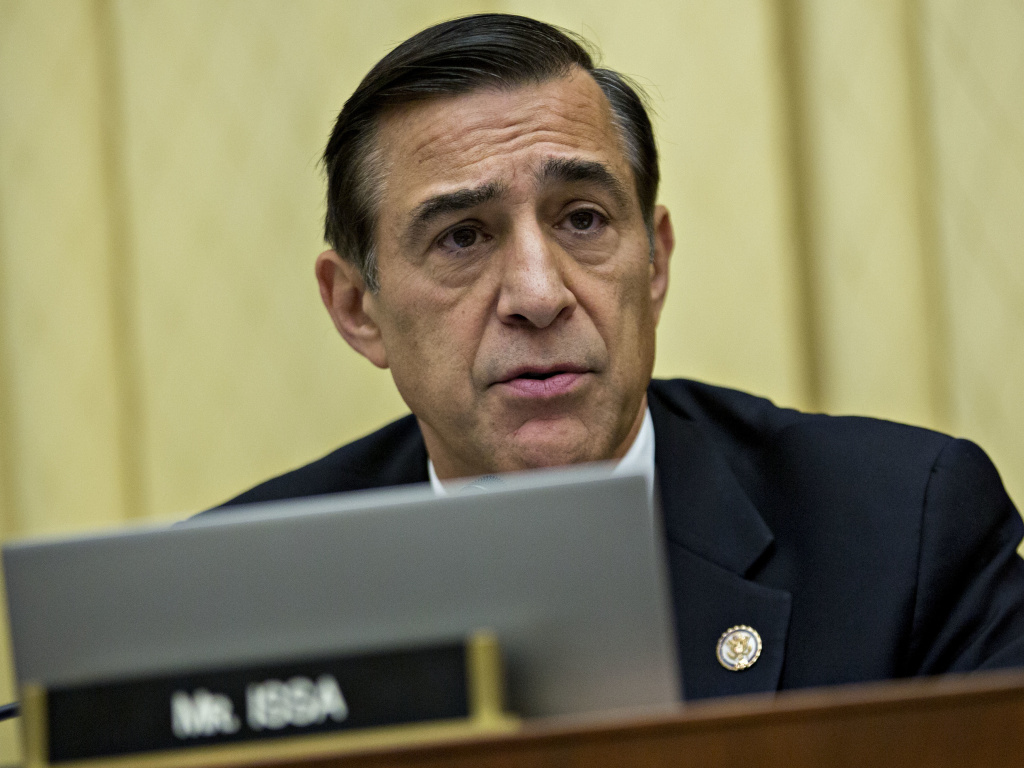 Representative Darrell Issa, R-Calif., became the 31st Republican to announce he is not seeking re-election in this year's midterms.