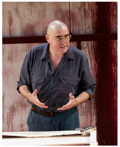 Alfred Molina in the Donmar Warehouse production of the Tony Award-winning Best Play