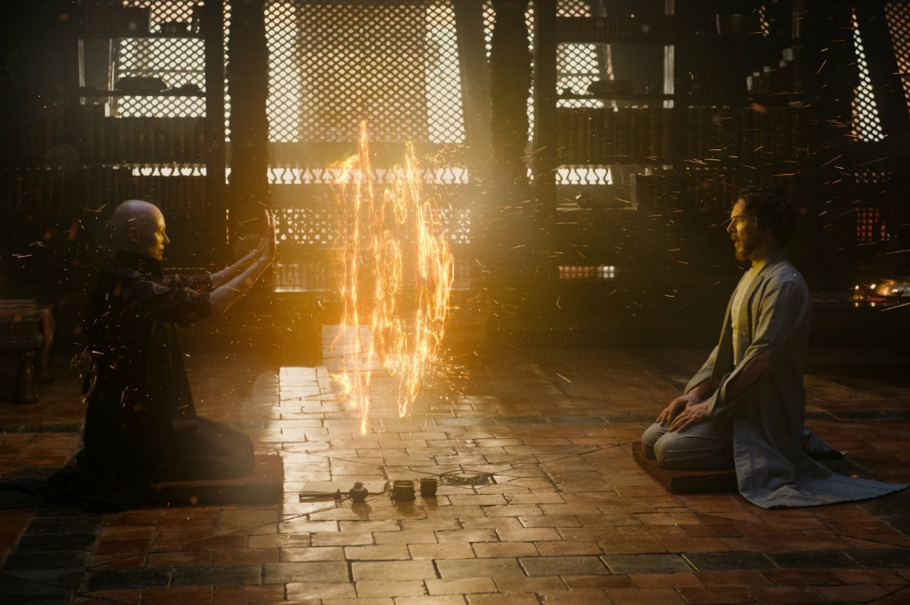 'Doctor Strange' brings in a magical box office for Disney and Marvel