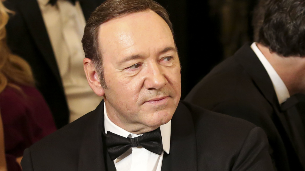 After a fellow actor made allegations against him, Kevin Spacey says,