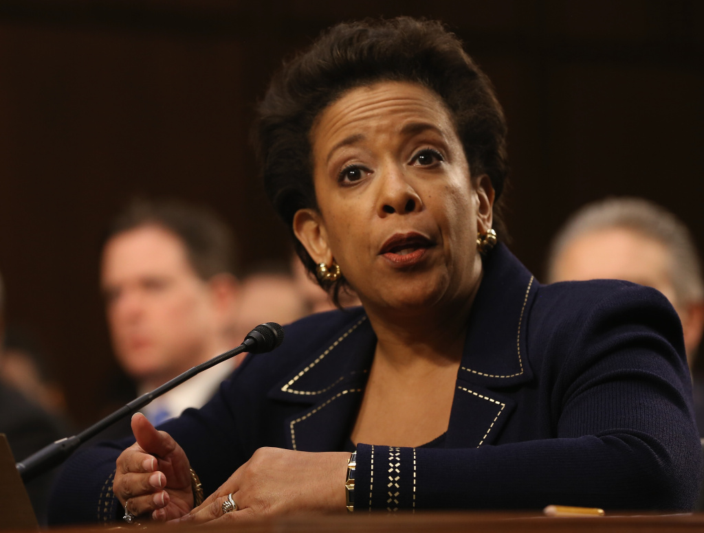 Senate panel OK's Obama attorney general pick Loretta Lynch