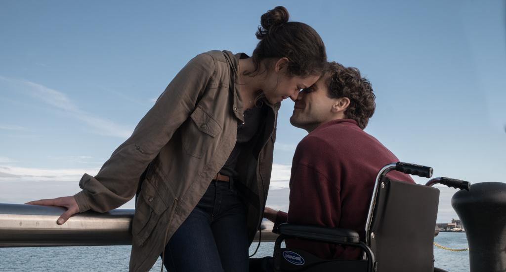 Tatiana Maslany and Jake Gyllenhaal in