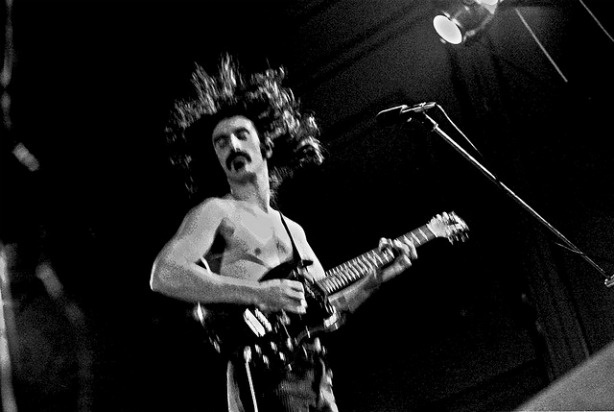 Frank Zappa & The Mothers Of Invention, Dezember 1971, Musikhalle Hamburg