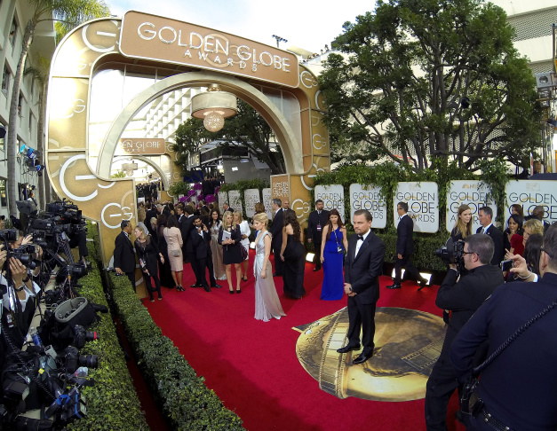 General view of atmosphere at the 71st Annual Golden Globe Awards held at The Beverly Hilton Hotel on January 12, 2014 in Beverly Hills, California.