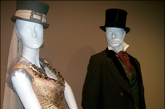 The Fashion Institute of Design and Merchandizing, along with the Television Academy, have done a lot of thinking about them, and have mounted the first major exhibit of TV costumes.
