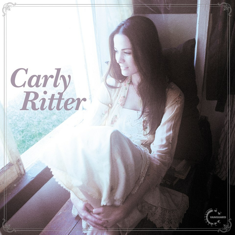 Musician Carly Ritter.