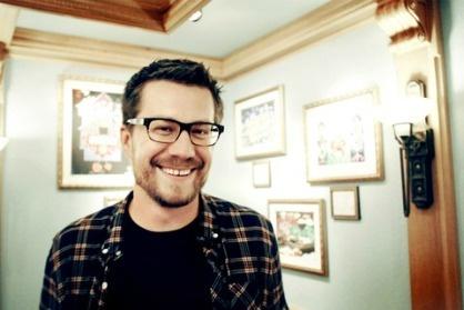 Matt Novak, author of the blog Paleofuture