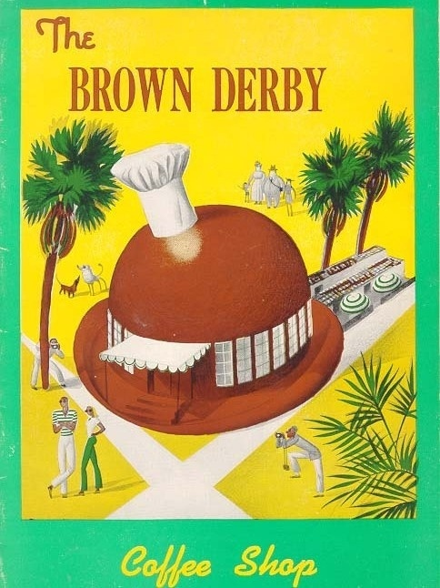 The Brown Derby Coffee Shop
