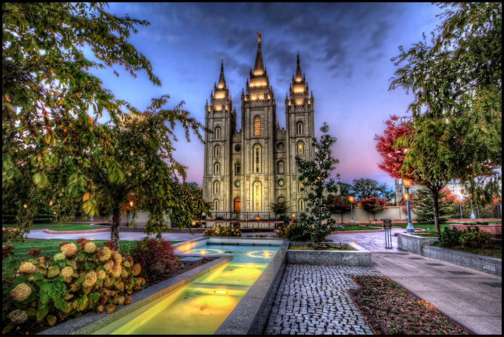 mormon church essay polygamy
