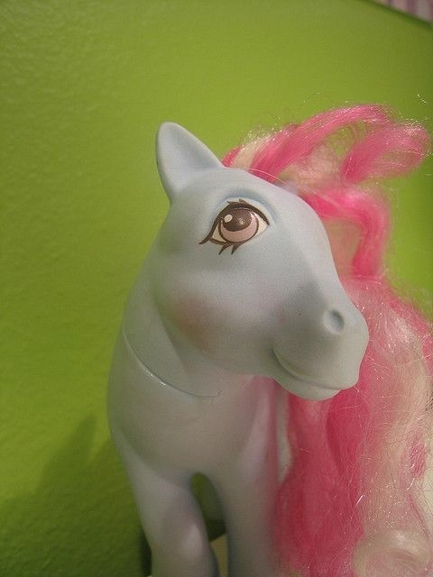 The My Little Pony Project exhibit opens this weekend at the Toy Art Gallery.