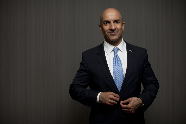 Republican Neel Kashkari received enough votes in Tuesday's primary election to face-off with democratic incumbent Gov. Jerry Brown in the California gubernatorial race in November.