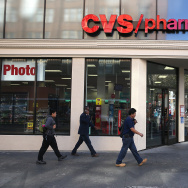 CVS Caremark Reports Quarterly Profit Increase Of 25 Percent