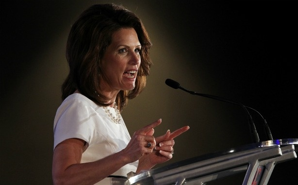 Republican presidential candidate U.S. Rep. Michele Bachmann (R-MN) speaks during the 2011 Republican Leadership Conference on June 17, 2011 in New Orleans, Louisiana.
