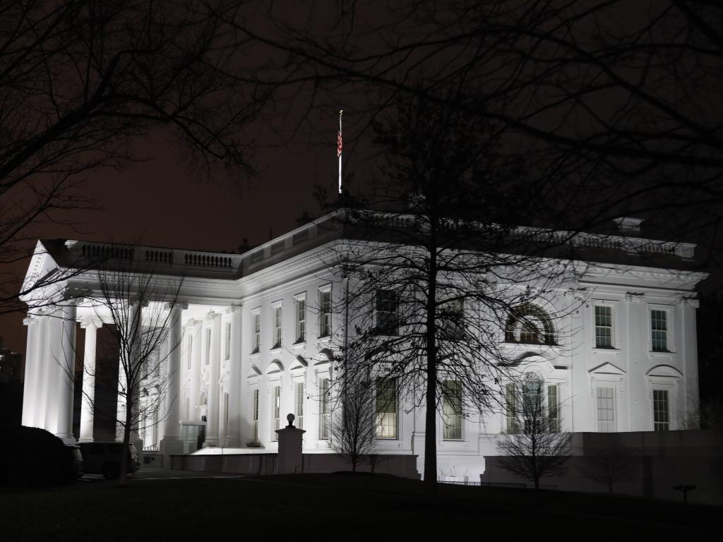The White House in Washington, on Jan. 14, 2020.
