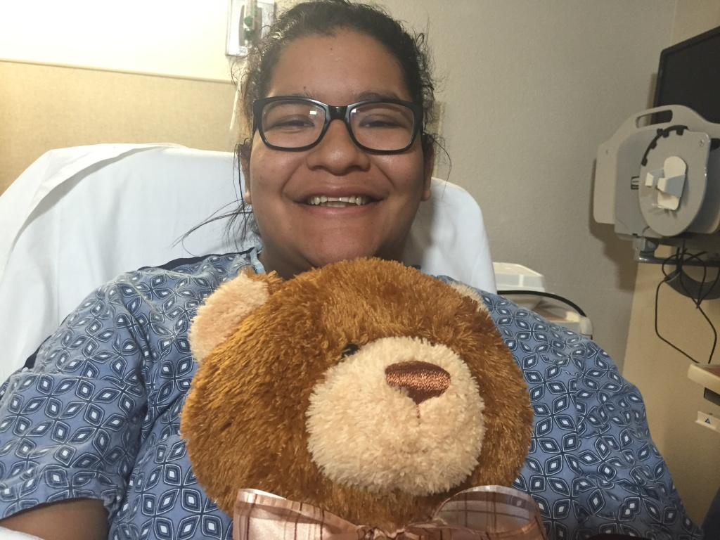 Santa Ana high school senior Tiffany Huizar was among those wounded in Las Vegas at the Route 91 Harvest Festival Sunday.