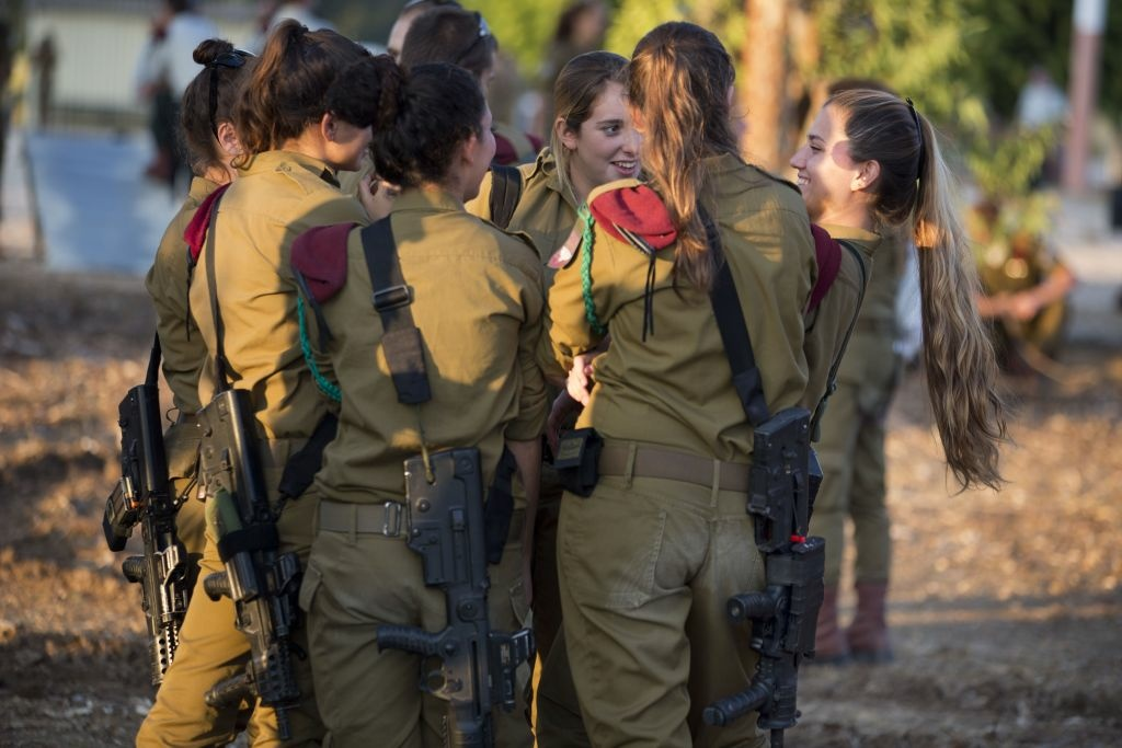 Take Two® | Status of female soldiers in Israeli army ...