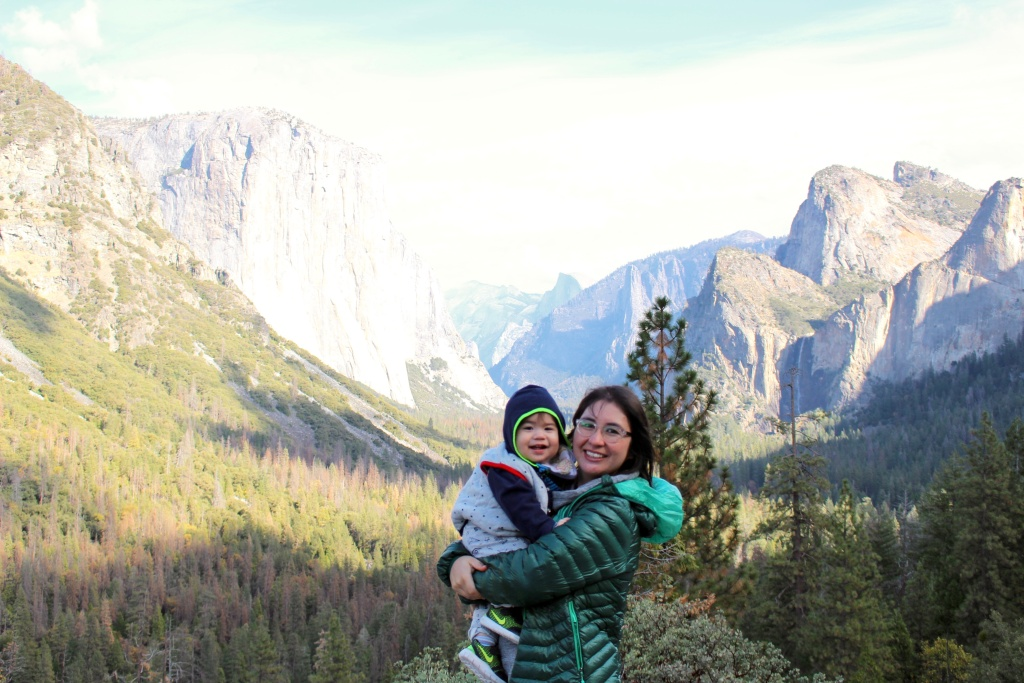 Camila Fernandez moved to California six years ago from Chile when her husband started graduate studies at Caltech. Now they have an American baby named Nicanor.