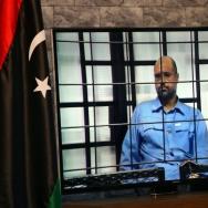 LIBYA-CONFLICT-KADHAFI-TRIAL