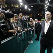 Harvey Weinstein attends the 'Lion' premiere and opening ceremony of the 12th Zurich Film Festival at Kino Corso on September 22, 2016.