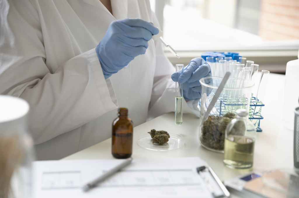 Cannabidiol, or CBD, is a compound that can be extracted from marijuana or from hemp. It doesn't get people high because it doesn't contain THC, the psychoactive component of the cannabis plant.