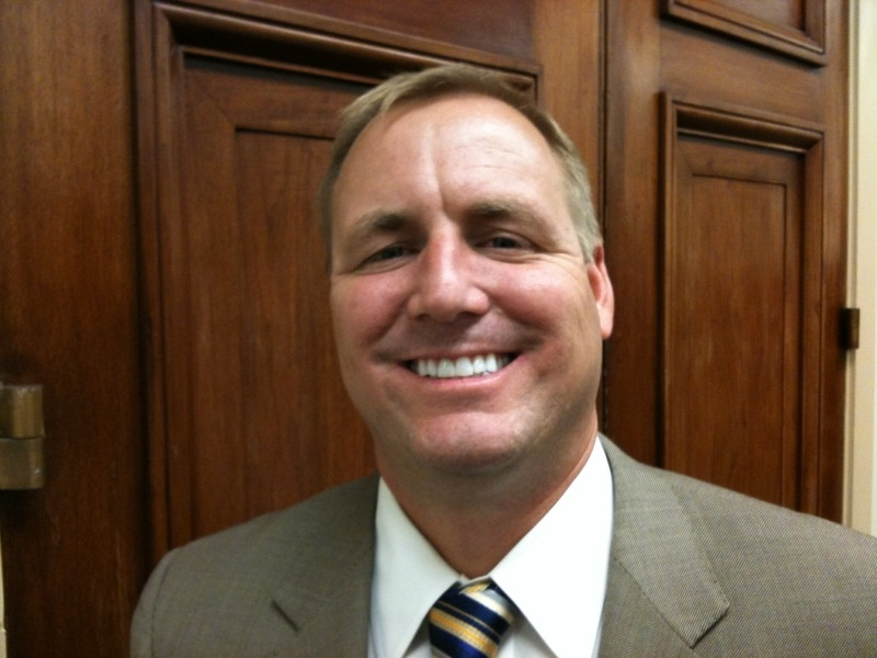 California's newest GOP member of Congress, Jeff Denham.