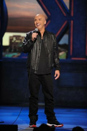 "Comedy Central premieres ""Jo Koy: Lights Out"" on Sunday, April 1, at 10pm. [Photo courtesy of Comedy Central]"