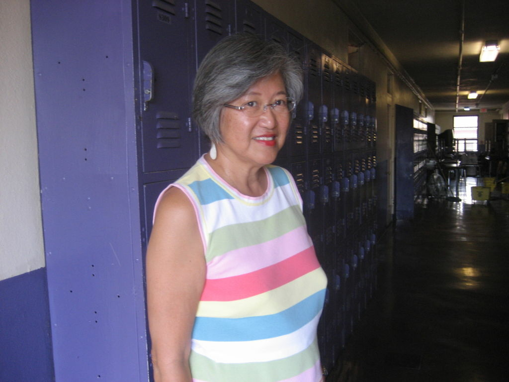 Executive Director Daphne Ching-Jackson hopes her struggling 15-year-old charter school gets second chance.