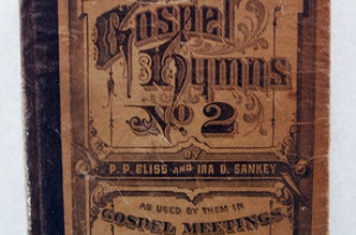 Harriet Tubman's signed hymnal.