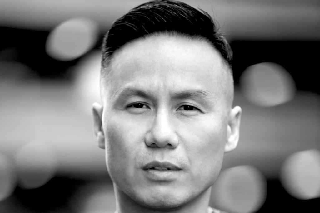 Actor and director BD Wong.