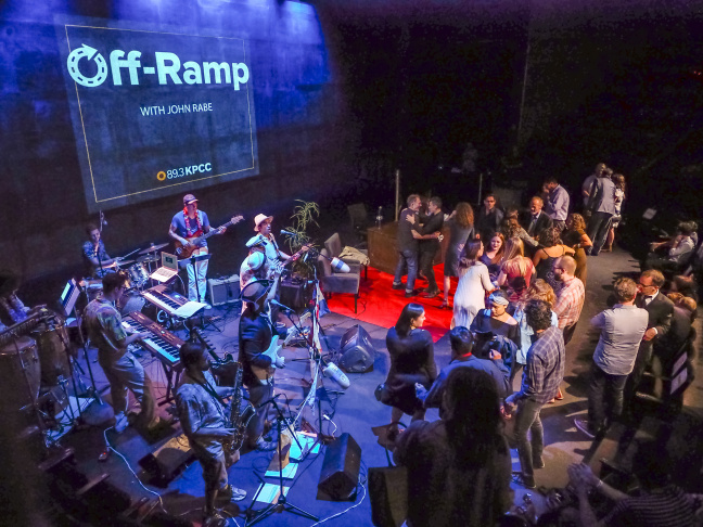 Off-Ramp Live - Show End