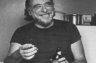 Los Angeles writer Charles Bukowski