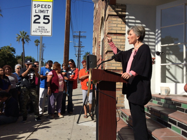 Barbara Boxer University Park Environmental Justice