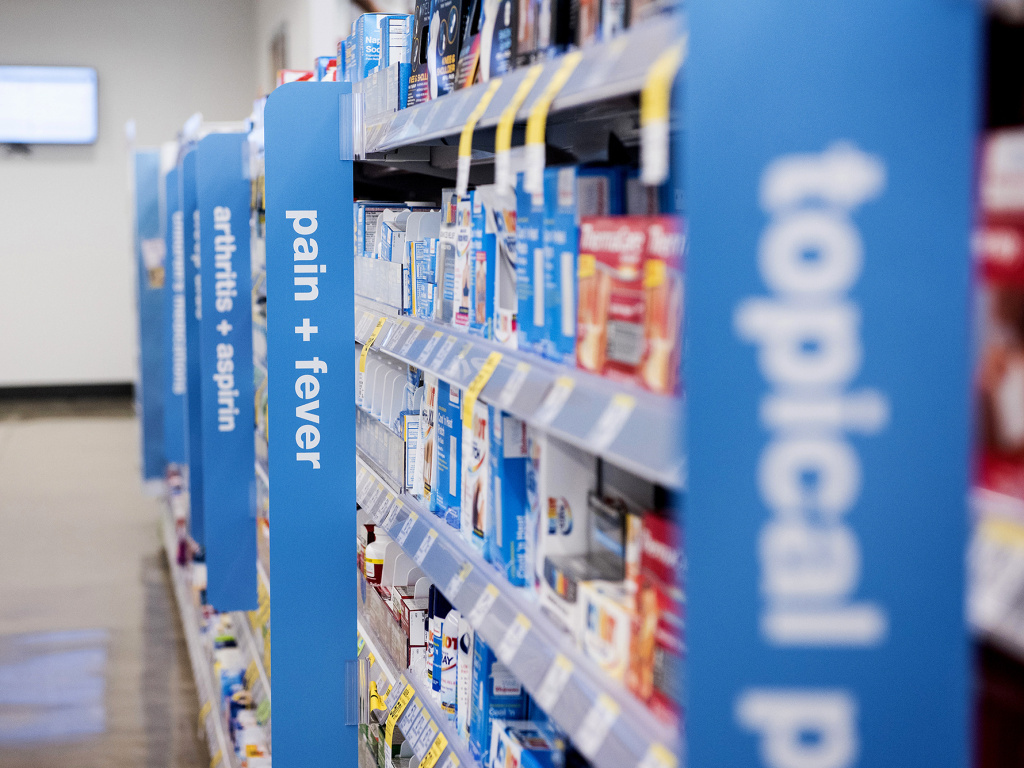 Drugstore shelves carry medications approved by the Food and Drug Administration as well as unregulated supplements and homeopathic remedies.