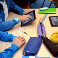 The Los Angeles school district is expanding its iPad program, adding 27 schools to those outfitted with tablets or laptops.
