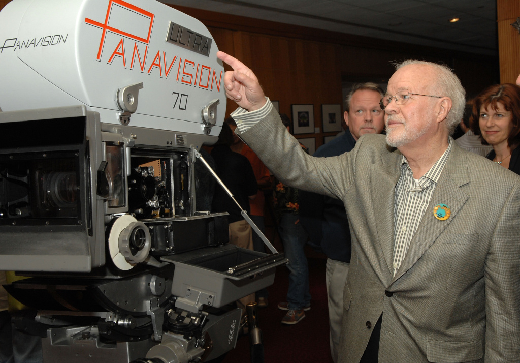 Special effects supervisor Douglas Trumbull attends AMPAS presents the making of