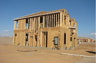 The housing sector has shown slight increases in sales and construction over the past few months.