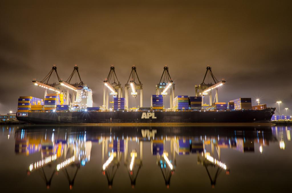 File image: Port Of Los Angeles