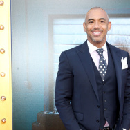"Harvey Mason Jr. at the premiere of Universal Pictures' ""Sing."""