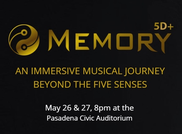 Memory 5D - Pasadena Civic Auditorium