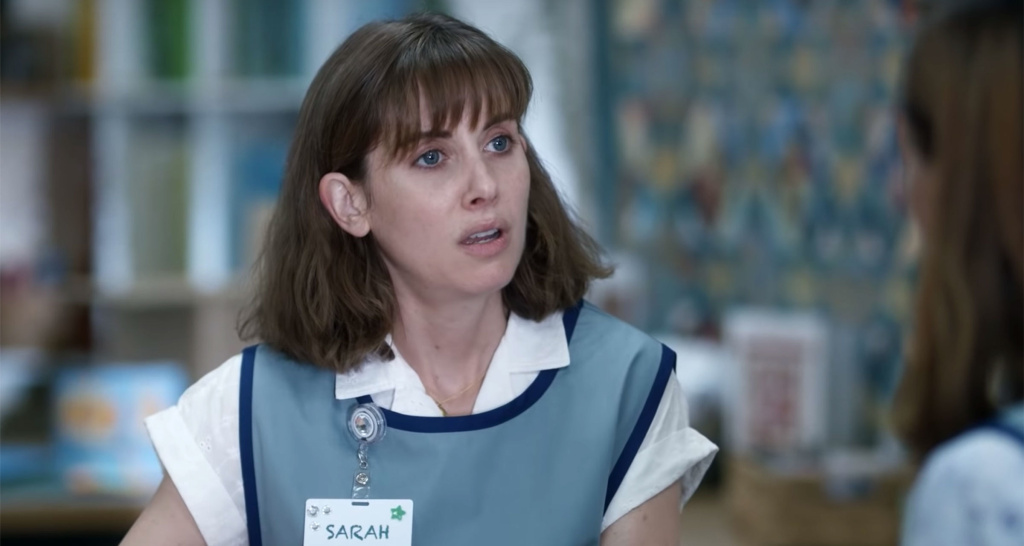 Alison Brie stars in the Netflix movie,