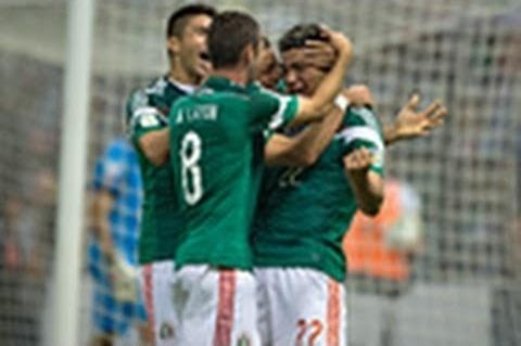 Mexico 2-1 Panama - Golazo de Raul Jimenez