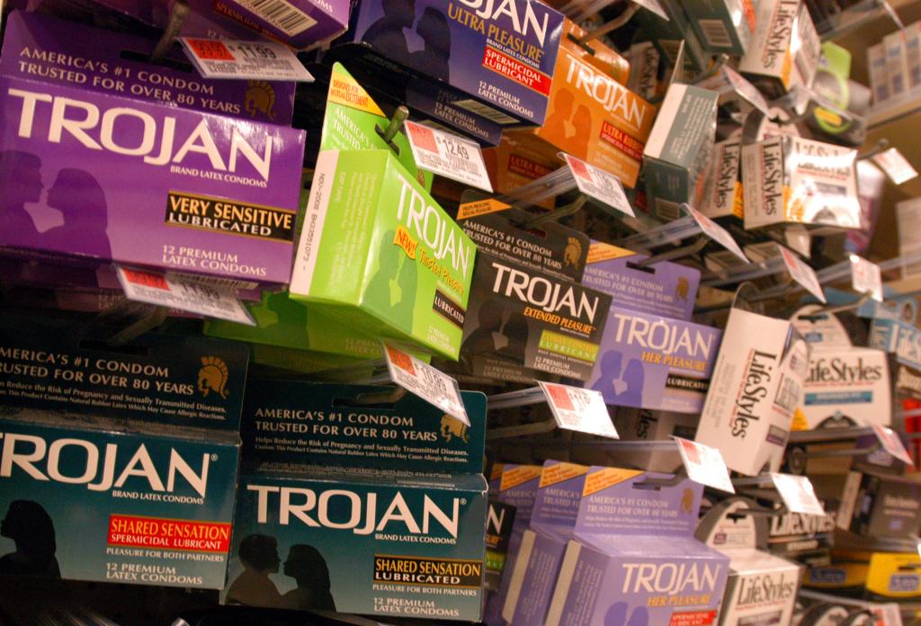 Condom cruel Anti