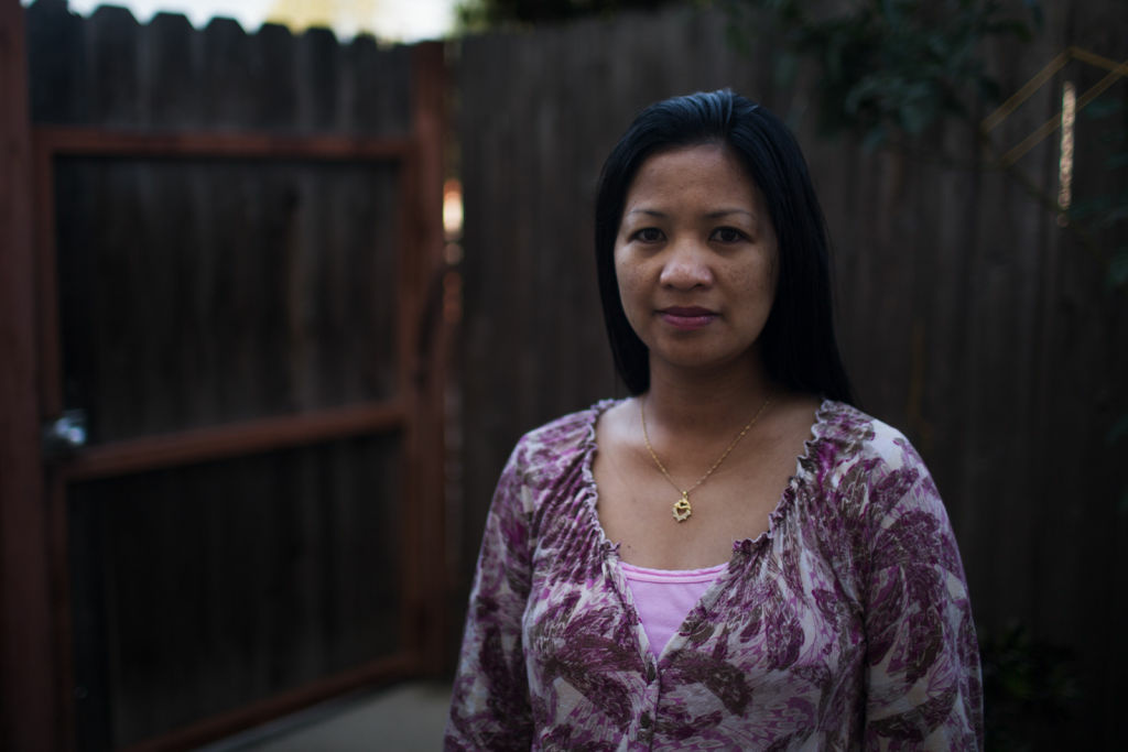 LAUSD hired Roda Mongen from the Philippines six years ago during a shortage of math and science teachers. She claims that a subjective evaluation from her principal led to her visa not being renewed and she is heading back to the Philippines this December 11th.