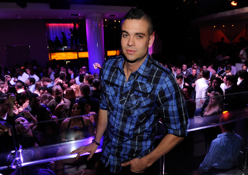 File: Actor Mark Salling appears at the Pure Nightclub at Caesars Palace early March 20, 2011 in Las Vegas, Nevada.