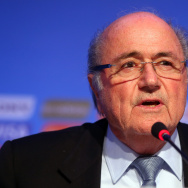 Media Conference Following Meeting Of FIFA 2014 Organizing Committee