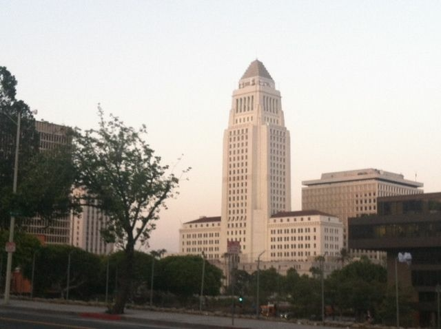 A major development in Hollywood will get a public hearing this morning in the city Planning Commission.