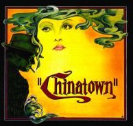 A Chinatown movie poster.