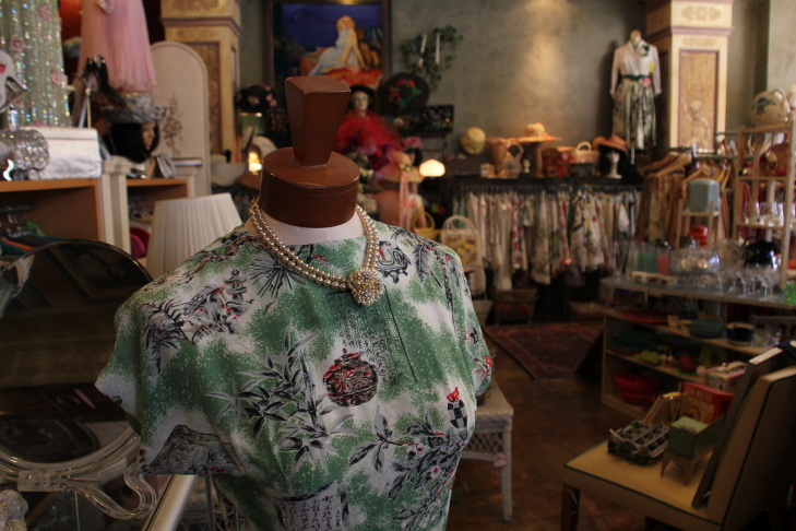 Playclothes Vintage Fashions in Burbank — where 'Mad Men' shopped.