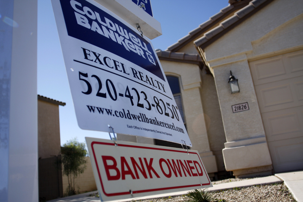 The median price of a house in SoCal saw an increase of almost four percent over April of last year — the first time that's happened in 16 months.