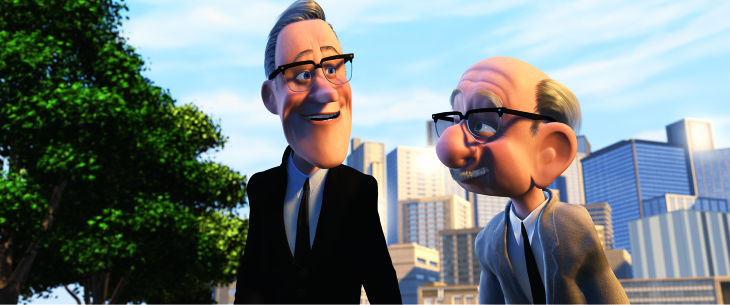 The Incredibles Easter Eggs
